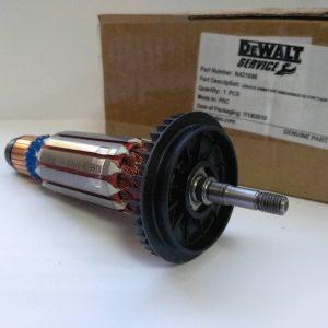 Купить ротор (якорь) N421696 для болгарки DeWALT