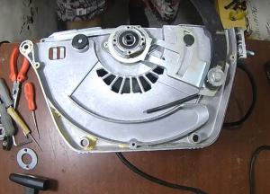 ремонт циркулярной пилы Bosch
