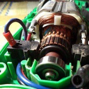 ремонт дрели Hitachi