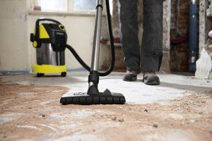 Ремонт строительных пылесосов Karcher