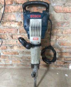 ремонт отбойного молотка Bosch