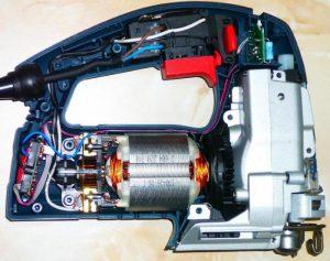 ремонт лобзика Bosch