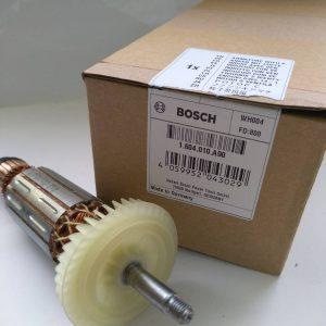 Купить ротор (якорь) 1604010A90 для УШМ болгарки Bosch