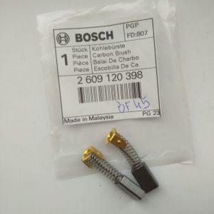 Купить угольные щетки 2609120398 для рубанка Bosch