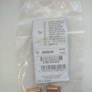 Купить угольные щетки 2607014013 для дрели Bosch