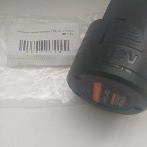 Купить аккумулятор 12V для шуруповерта Patriot