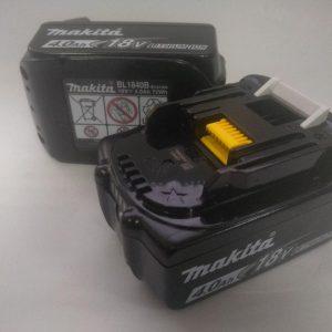 Купить АКБ 197273-5 18В 4.0Ah BL180B 2 шт для Makita