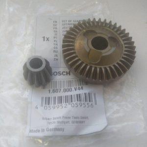 Зубчатая пара 1607000V44 для УШМ Bosch