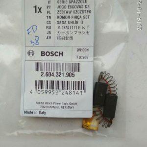 Купить угольные щетки 2604321905 для Bosch