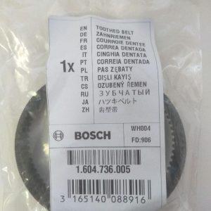 Купить зубчатый ремень 1604736005 для Bosch