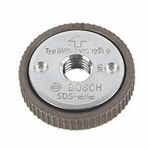 Купить гайку быстрозажимную 1603340027 для УШМ Bosch