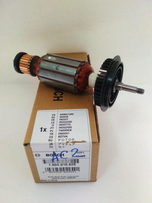 Купить ротор (якорь) 1604010626 для УШМ Bosch