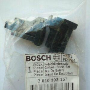 Купить комплект угольный щеток 2610993157 для Bosch
