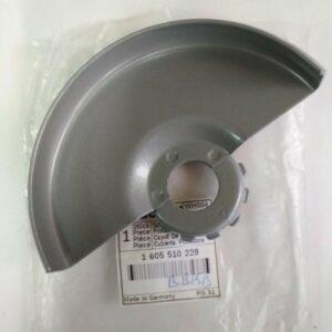 Купить защитный кожух 1605510229 для УШМ 125мм Bosch