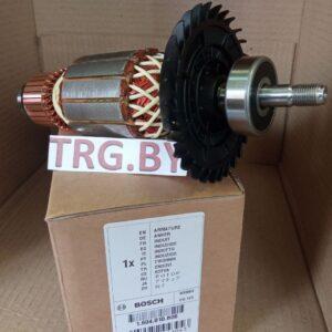 Купить ротор (якорь) 1604010B06 для УШМ Bosch
